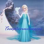 Figura para armar Elsa de Frozen