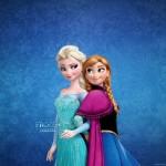 Imágenes de Elsa y Anna de Frozen