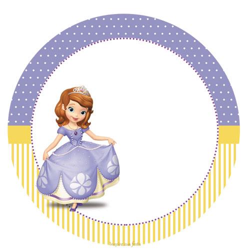 Redondas Imagenes De La Princesa Sofia