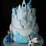 Ideas para Decoración de fiesta con temática Frozen