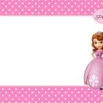 Tarjetitas de Princesas Disney
