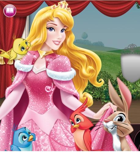Juego De La Bella Durmiente Academia Princesas