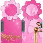 Marcadores de página, señaladores de Rapunzel