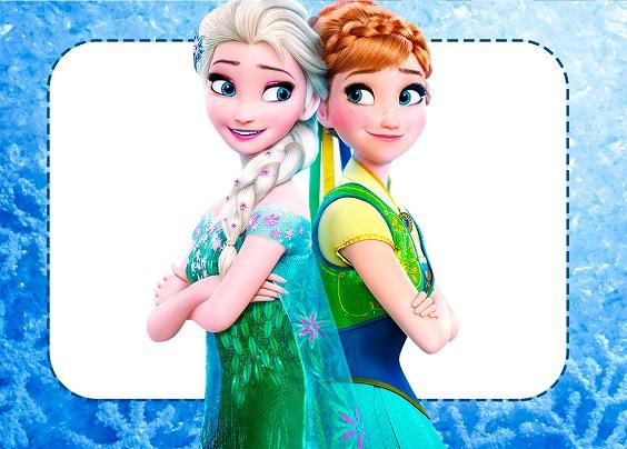 Invitaciones de Cumpleaños de las Princesas | Princesas Disney