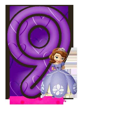 Ideas para fiesta de cumpleaños de Princesita Sofia