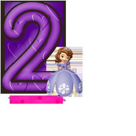 Cumpleaños Princesa Sofia - Decoración, Artículos, Fiesta