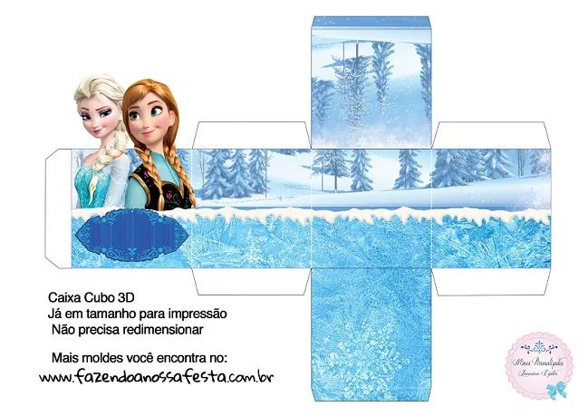 Imprimibles de Frozen para descargar gratis
