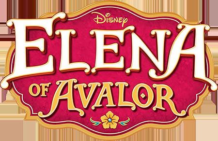 Logo de Elena de Avalor - Elena de Avalor PNG