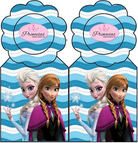 Señalador Frozen4