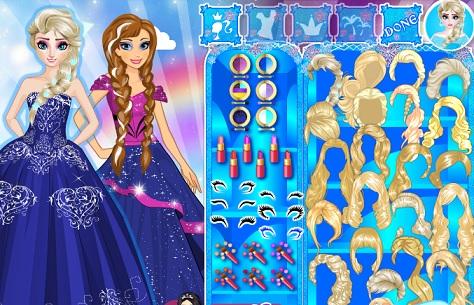Juegos De Princesas De Disney Fashion Dresses