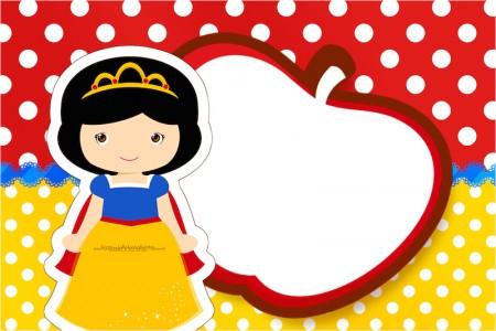 Imprimibles de Blancanieves para descargar gratis | Princesas Disney