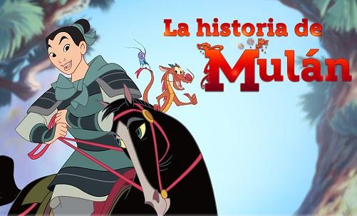 Historia de Mulan