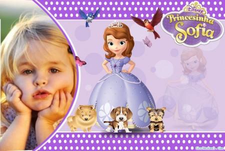 Marcos para fotos de Princesa Sofía