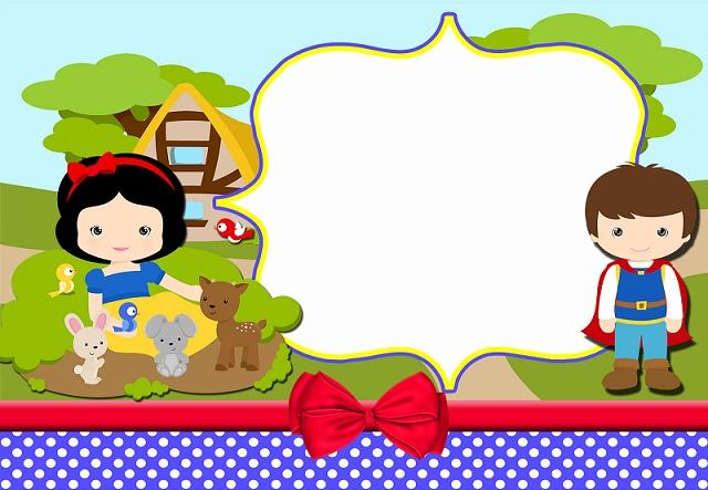 Blancanieves, Maléfica y Principe: Imprimibles gratis | Princesas Disney