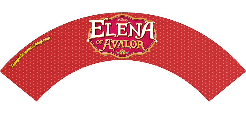 Wrappers elena de avalor - wrappers princesas disney -candy bar princesas disney - imprimibles de elena de avalor