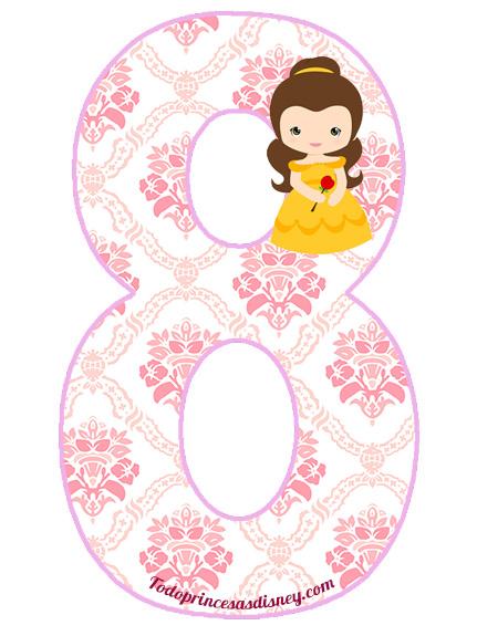 Imprimibles de Princesas Disney | Princesas Disney